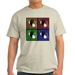 Pop Art Sushi Light T-Shirt