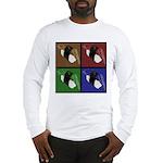 Pop Art Sushi Long Sleeve T-Shirt