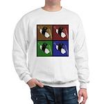 Pop Art Sushi Sweatshirt