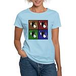 Pop Art Sushi Women's Light T-Shirt