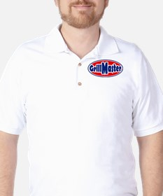 Grill Master Oval Golf Shirt