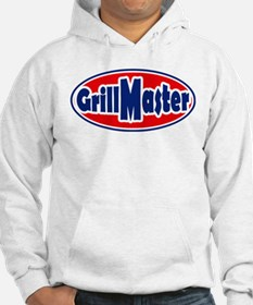 Grill Master Oval Hoodie