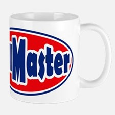 Grill Master Oval Mug