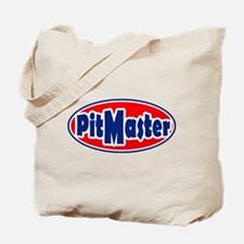 PitMaster Oval Tote Bag