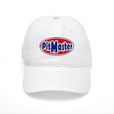 PitMaster Oval Baseball Cap