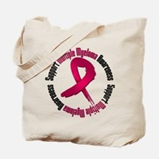 Support Myeloma Awareness Tote Bag