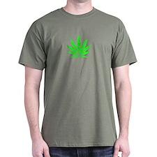 Green Leaf T-Shirt