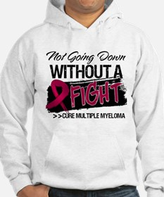 Myeloma Not Going Down Hoodie