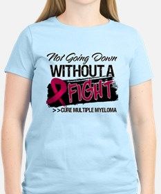 Myeloma Not Going Down T-Shirt