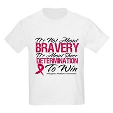 Multiple Myeloma Bravery T-Shirt