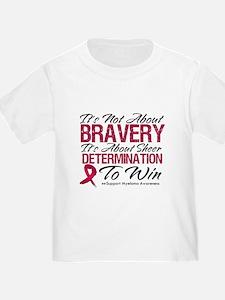 Multiple Myeloma Bravery T