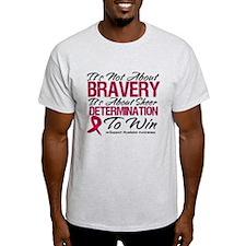Multiple Myeloma Bravery T-Shirt