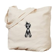 Crazy Monkey Tote Bag