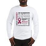 Tribute Multiple Myeloma Long Sleeve T-Shirt