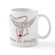 L' amour Est Diabolique Mug