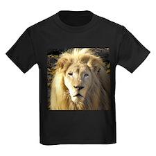 White Lion Portrait T