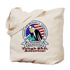 New TSA Logo Tote Bag