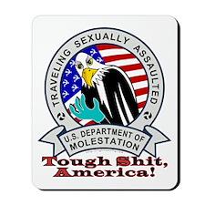 New TSA Logo Mousepad