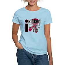 I Kicked Myeloma's Ass T-Shirt