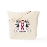 I'm a Survivor - Myeloma Tote Bag