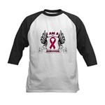 I'm a Survivor - Myeloma Kids Baseball Jersey