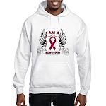 I'm a Survivor - Myeloma Hooded Sweatshirt