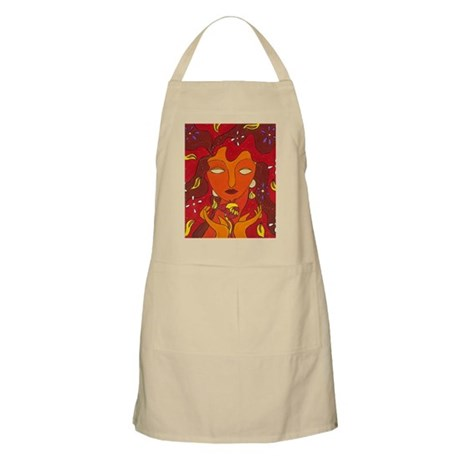 Fire Elemental Apron