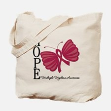 Hope Butterfly - Myeloma Tote Bag