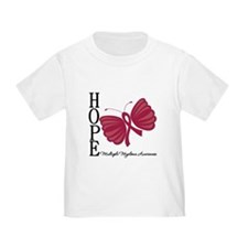 Hope Butterfly - Myeloma T