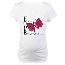 Hope Butterfly - Myeloma Shirt