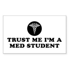 Trust Me I'm A Med Student Decal
