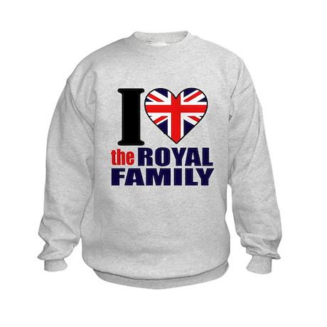 Royal Family Kids Sweatshirt
