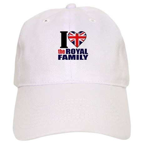 British Royal Family Cap