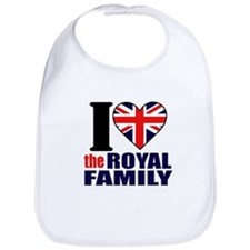Royal Family Bib