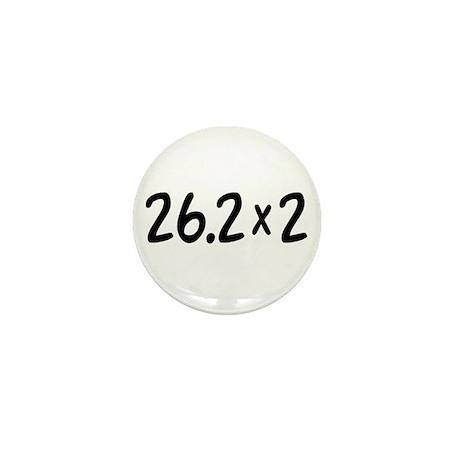26.2 x 2 Mini Button (100 pack)