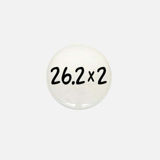 26.2 x 2 Mini Button (10 pack)