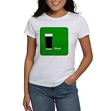 iStout Green Tee
