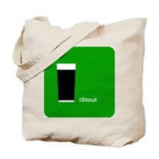 iStout Green Tote Bag