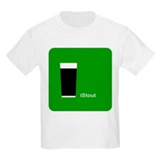 iStout Green Kids T-Shirt