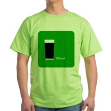 iStout Green T-Shirt