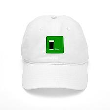 iStout Green Baseball Cap