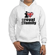 I Love the Royal Family Hoodie