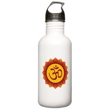 Hindu Aum Symbol Stainless Water Bottle 1.0L