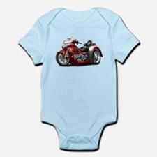 Goldwing Maroon Trike Infant Bodysuit