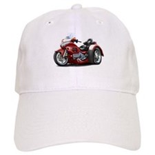 Goldwing Maroon Trike Cap