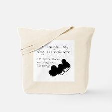 Rollover Tote Bag