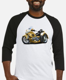 Goldwing Gold Trike Baseball Jersey