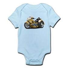 Goldwing Gold Trike Infant Bodysuit