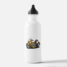 Goldwing Gold Trike Water Bottle