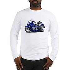 Goldwing Dark Blue Trike Long Sleeve T-Shirt